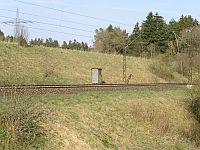 Foto Bahndamm