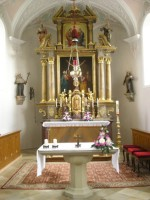 Bild Altarraum