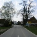Östlicher Ortseingang